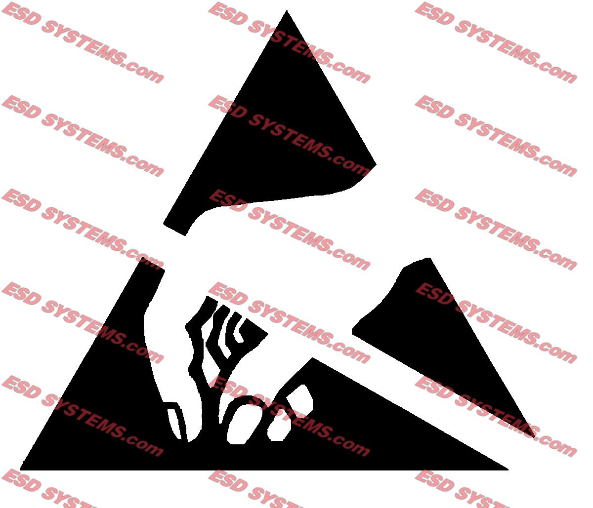 Esd Systems Esd Awareness Symbols