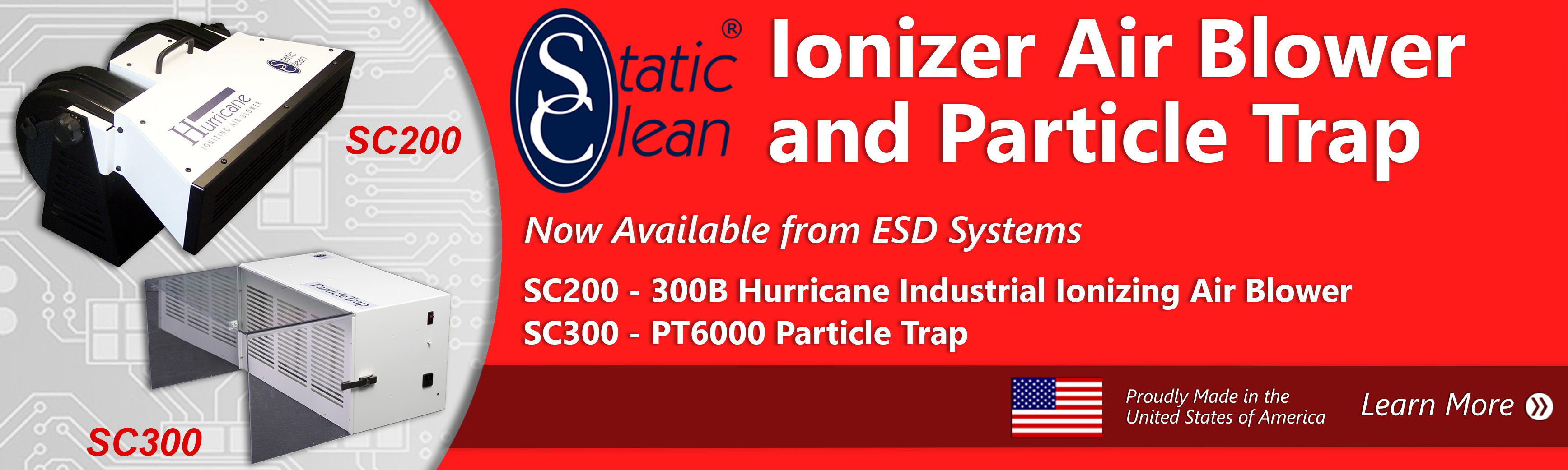 Static Clean Products
