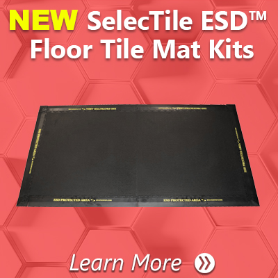 Selectile ESD™ Floor Tile